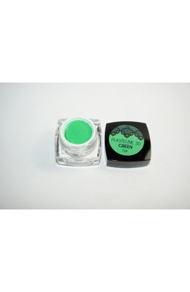 Green Plasteline Gel 3D
