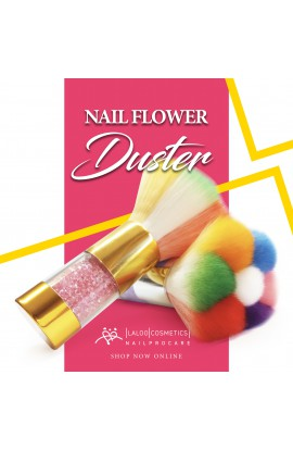 Laloo Nail Flower Duster